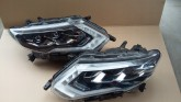 LAMPY FULL LED NISSAN X-TRAIL T32 LIFT